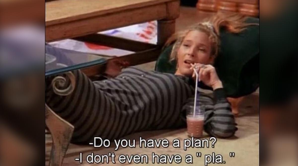 Phoebe's Plan.