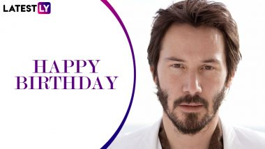 Keanu Reeves Birthday Special: List of All the Upcoming Films of Internet's Crush and Hollywood's Most Charming Actor