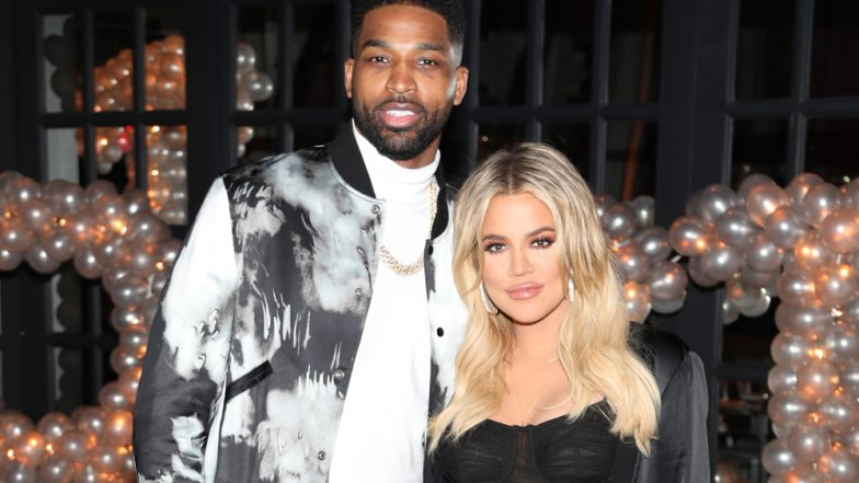 Khloe Kardashian's Ex Tristan Thompson Gifts Her a £400,000 Porsche on Drake's Advice