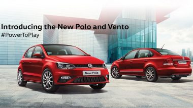 2019 Volkswagen Polo & Vento Facelifts Launched in India; Prices Start From Rs 5.82 Lakh