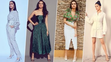 Shraddha Kapoor's style file for Chhichhore Promotions was Extremely Simple but Charming (View Pics)
