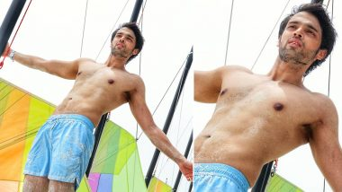 Parth Samthaan Goes Shirtless in This Throwback Picture From His Beach Outing in Maldives