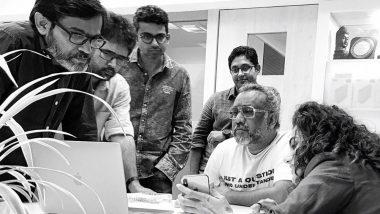 Taapsee Pannu Reunites With Mulk Director Anubhav Sinha for His Upcoming Social Film Thappad (View Pic)