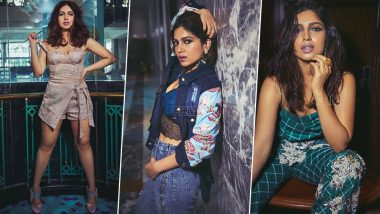 Bhumi Pednekar is a Charming Seductress in her New Photoshoot for FHM India - View Pics