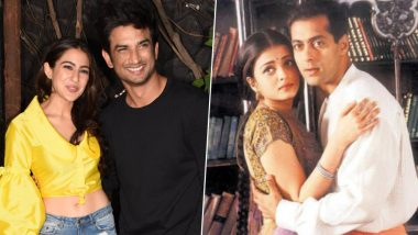 From Sushant Singh Rajput and Sara Ali Khan to Aishwarya Rai Bachchan and Salman Khan, 5 Ex-Couples of Bollywood Who Refused to Work Together