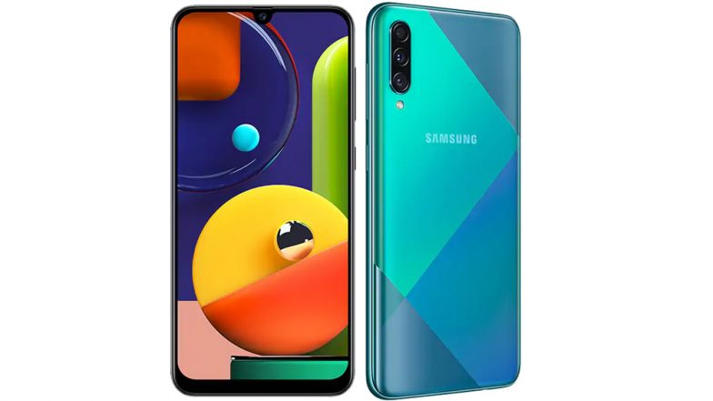 Samsung Galaxy A50s To Be Launched in India on September 11; Expected Prices, Features & Specifications