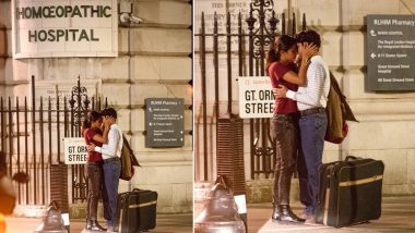 The Sky Is Pink: Priyanka Chopra and Farhan Akhtar in an Emotional Embrace on the Streets of London in This New Pic