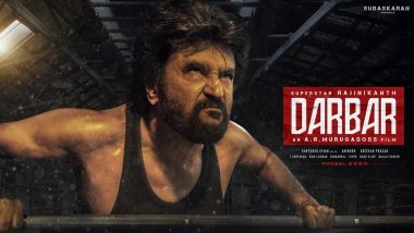 Darbar Second Look: You Don't Want to Mess With Rajinikanth's Brawny Avatar (View Pic)