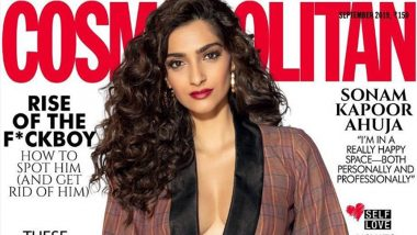 Sonam Kapoor Adds Her Charm to Make this Ordinary Cover Look Extraordinary - View Pic Inside