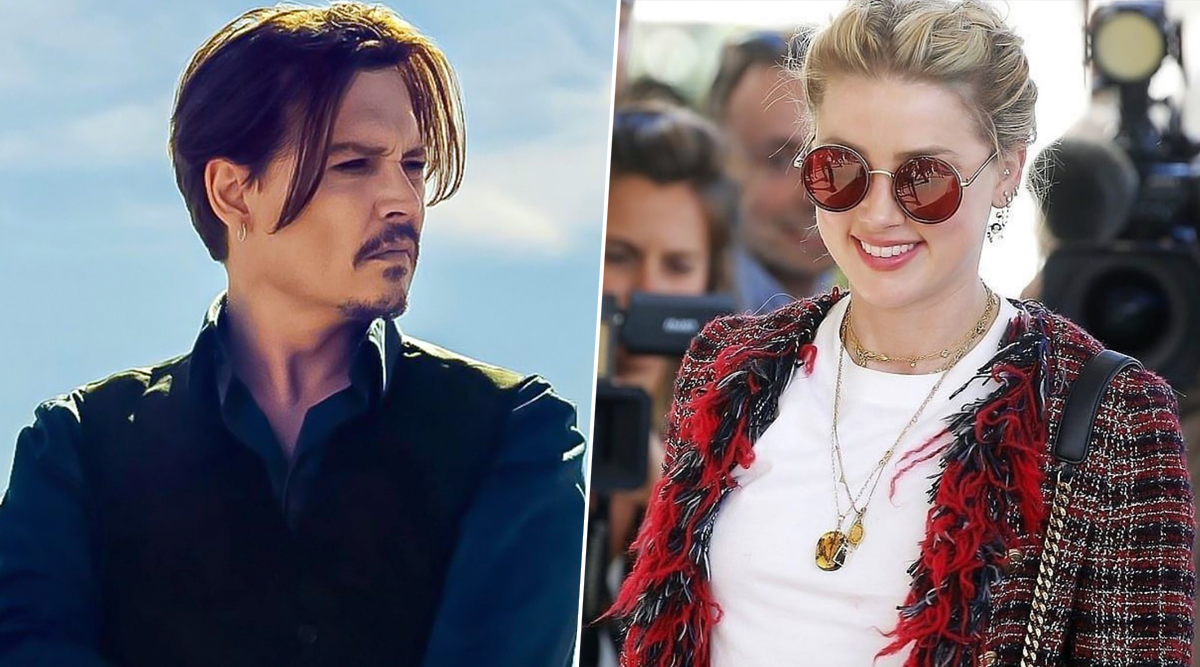 Johnny Depp's Ex-Wife Amber Heard Pleads Judge to Record Domestic Violence, Drugs and Alcohol Abuse in Response to His $50 Million Defamation Suit