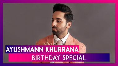 Ayushmann Khurrana Birthday Special: Shayaris Penned By The Actor Will Tug at Your Heartstrings
