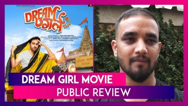 Dream Girl Public Review: Hear What Fans Have To Say About Ayushmann Khurrana, Nushrat Bharucha Film