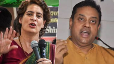 How many Zeros are there in 5 Trillion? Priyanka Gandhi Trolls Sambit Patra's Reply to Gourav Vallabh's Question at ABP Shikhar Sammelan, Deletes Tweet Later; Watch Video