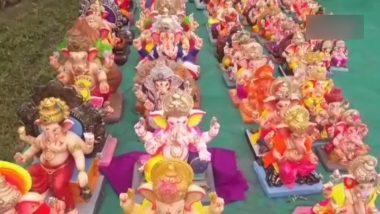 Ganeshotsav 2019: Devotees Donate Ganpati Idols to District Administration for Recycling Instead of Traditional Immersion