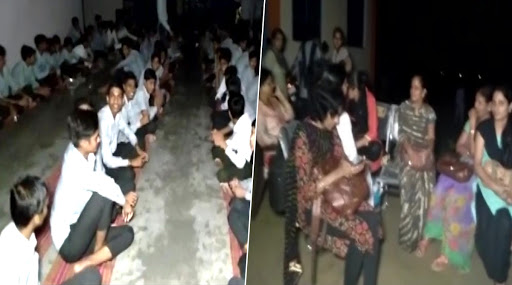 Rajasthan: 350 Students, 50 Teachers Stuck at School as Roads Get Blocked in Chittorgarh After Heavy Discharge of Water From Rana Pratap Dam