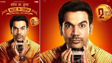 Made in China New Posters: Rajkummar Rao Sports a Unibrow and We Are Even More Excited to Watch the Trailer Now (See Pic)