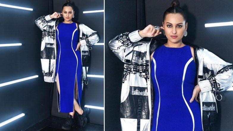 Yo or Hell No? Sonakshi Sinha in Farah Sanjana for Myntra Fashion Superstar