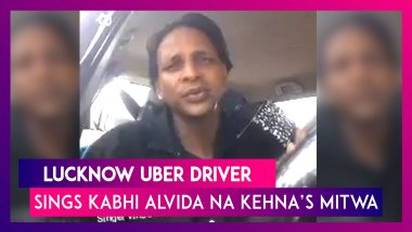 Shahrukh Khan's Mitwa Song Crooned By Uber Driver Vinod Ji From Lucknow, Exclusively For LatestLY