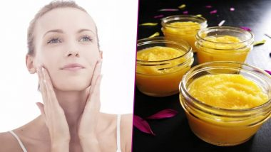 Desi Ghee Beauty Benefits for Skin and Hair: Dry Hair to Dark Circles, Say Goodbye to 7 Problems With Clarified Butter (Watch Video)