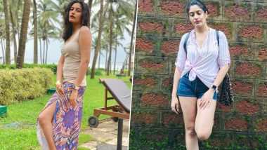 Surbhi Chandna Treats Us to Inside Pics From Her Birthday-Special Beach Vacay