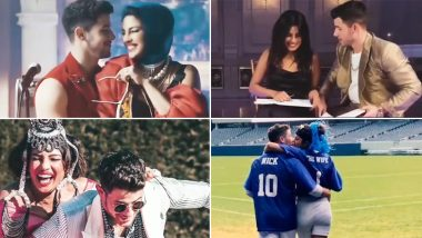 Priyanka Chopra Sends Birthday Wishes to Husband Nick Jonas With an Adorable Montage of Their Romantic Moments (Watch Video)