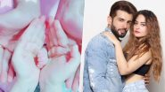 Jay Bhanushali and Mahhi Vij Share Their Daughter's First TikTok Video and It Is Beyond Adorable (Watch Video)