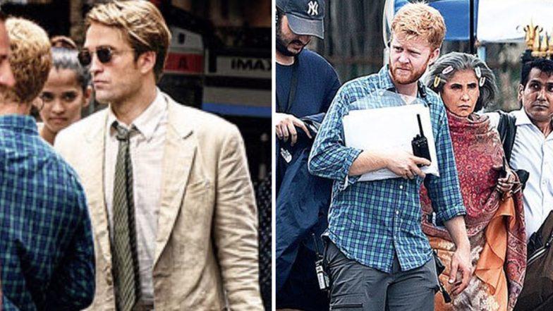 Tenet: Robert Pattinson and Dimple Kapadia Begin Mumbai Shoot for the Christopher Nolan Film - See Pictures