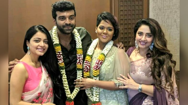 Bigg Boss Tamil Season 2's Ramya NSK Ties the Knot With Television Actor Sathya in an Intimate Ceremony - See Pictures and Videos