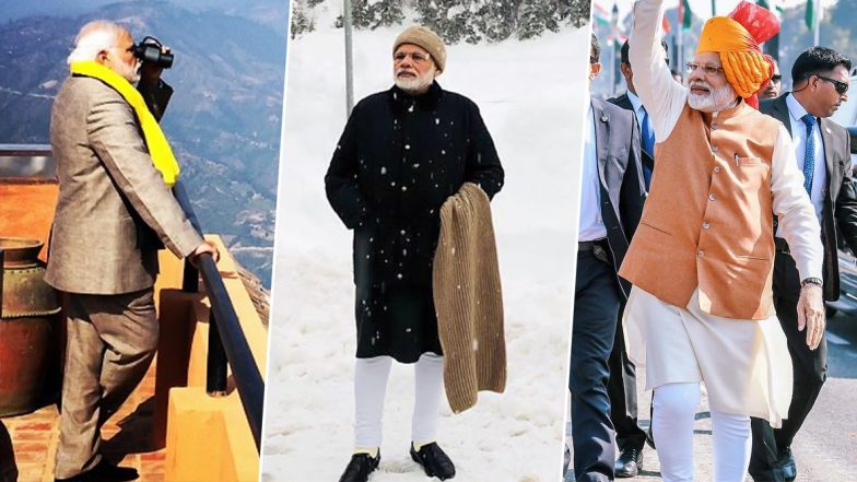 Happy Birthday PM Narendra Modi! Here Are Times India's Prime Minister Gave Us Real Fashion Goals