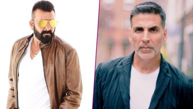 Sanjay Dutt and Akshay Kumar to Work Together after Eight Years in Prithviraj Chauhan Biopic