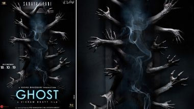 Sanaya Irani Unveils Official Posters of His Upcoming Horror Film 'Ghost'