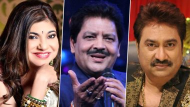 FWICE Issues Notice to Alka Yagnik, Udit Narayan and Kumar Sanu for Performing at an Event Organised by Pakistani National