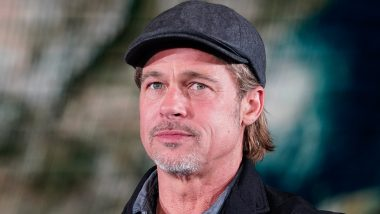 "Ad Astra Actor Brad Pitt Asks NASA Astronaut ""Did You Spot Indian Moon Lander""? In a Phone Call at International Space Station"