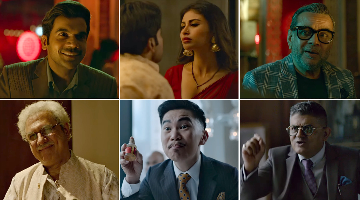 Made in China Trailer: Rajkummar Rao and Mouni Roy's 'Jugadu' Comedy Will Tickle Your Funny Bone (Watch Video)