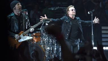 U2 Mumbai Concert: Special Train to Run From Andheri to Nerul on December 15; Check Timings