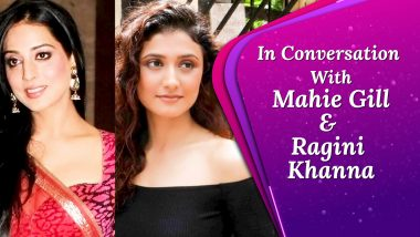 Ragini Khanna and Mahie Gill On Going Beyond Sex and Violence For Webseries!