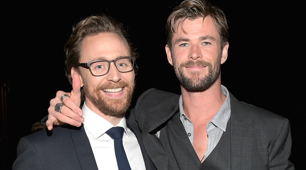 Avengers Star Tom Hiddleston Recalls When He Asked Chris Hemsworth to Hit Him in the Face (Watch Video)
