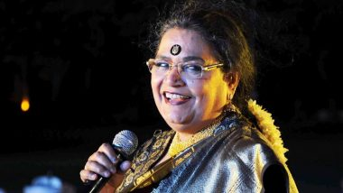 Usha Uthup to Grace the 50th Anniversary of Her Singing Career with Live Performance in Kolkata on September 27