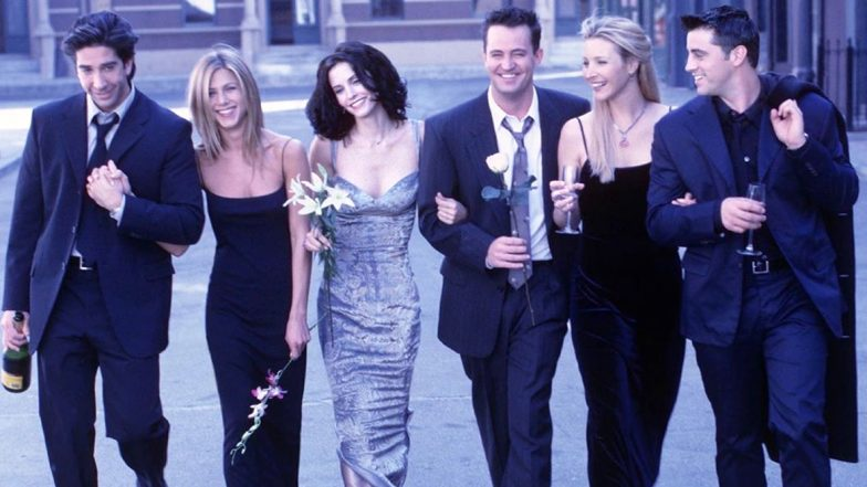 It's Happening! Friends Reunion Special With Original Cast is in the Works for HBO Max Streaming Service