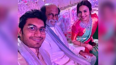 Soundarya Rajinikanth Birthday: A Look at Her Instagram Pics Shows That Family Comes First for the Thalaiva's Daughter