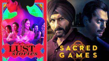 International Emmy's 2019: Here's How and Where to Watch Indian Web Series Sacred Games, Lust Stories and The Remix Nominated for This Year Online