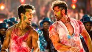 Hrithik Roshan-Tiger Shroff's War To Hit The Rs 100 Crore Mark Overseas; Earns Rs 86.04 Crore