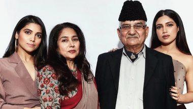 Saand Ki Aankh Actress Bhumi Pednekar's Grandfather Major Dayachand Hooda Passes Away; Pens a Heartfelt Note (View Pic)