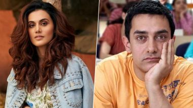 Taapsee Pannu Responds to Saand Ki Aankh Controversy, Asks Why Aamir Khan's 3 Idiots Casting Wasn't Questioned