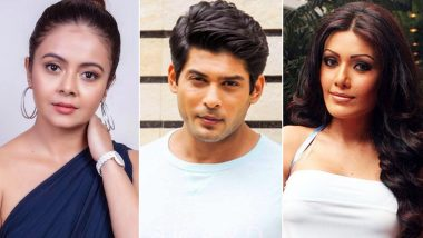 Bigg Boss 13 Contestants: Devoleena Bhattacharjee, Sidharth Shukla, Koena Mitra and Other  Celebrities Who May Enter the House This Season