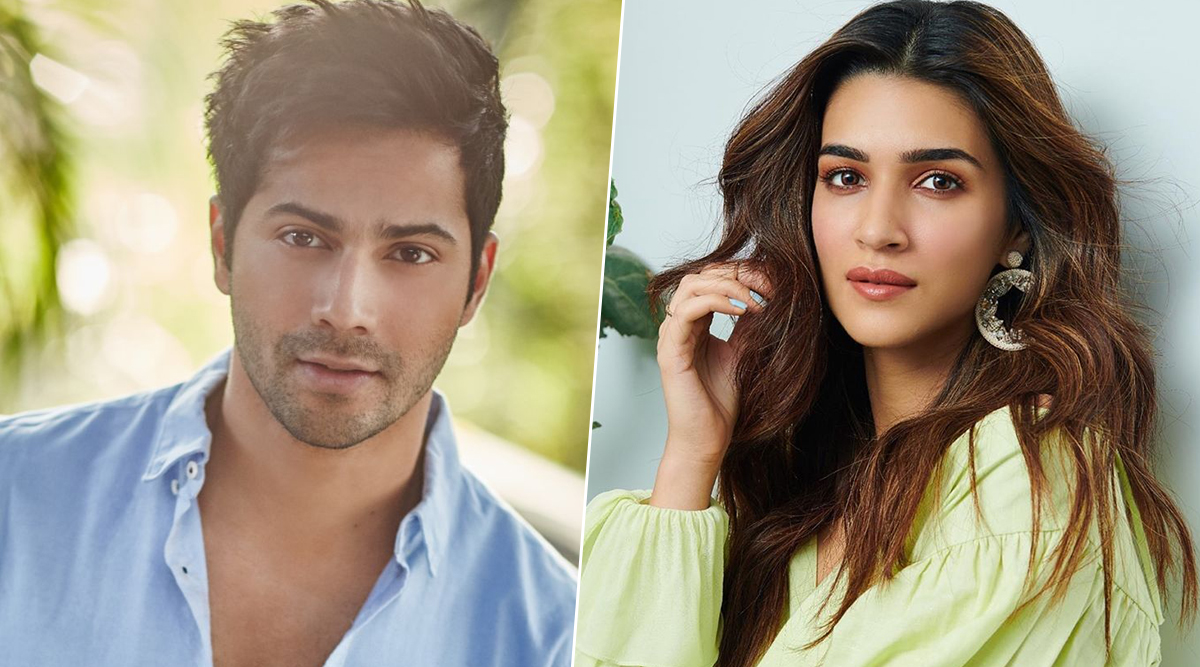 Varun Dhawan and Kriti Sanon Reach Out to Fan Who Survived an Acid Attack Via Video Call, Wish Her a Speedy Recovery