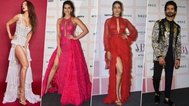 Vogue Beauty Awards 2019 Best Dressed: Shahid Kapoor, Malaika Arora and Rakul Preet Singh Deserve a Round of Applause for their Brilliant Styling (View Pics)