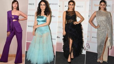 Vogue Beauty Awards 2019 Worst-Dressed: Alia Bhatt, Sara Ali Khan and Radhika Madan Don't Live upto Our Expectations (View Pics)