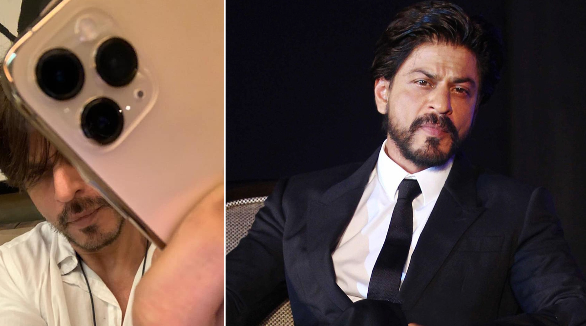 Shah Rukh Khan Flaunts His New iPhone 11 Pro Max in the Latest Picture and Now We Can't Wait to See His Amazing Selfies Soon!