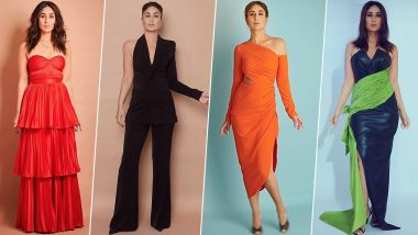Kareena Kapoor Khan on Dance India Dance 7: Here's a Complete List of Designers She Picked for her Stunning Appearances on this Reality Show (View Pics)